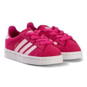 adidas Originals Pink Campus Sneakers Lasten kengt 37 1/3 (UK 4.5)