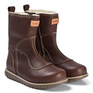 Kavat Norberg EP Boots Dark Brown Lasten kengt 34 EU