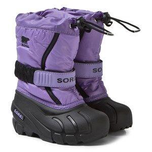Sorel Purple Flurry Snow Boots