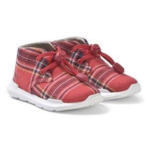 AKID Remington Plaid Shoes Tartan Lasten kengt US 4 (UK 3, EU 35)