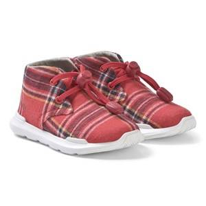 AKID Remington Plaid Shoes Tartan Lasten kengt US 6 (UK 5, EU 22)