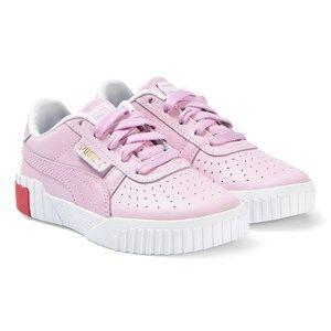 Puma Cali Branded Trainers Pink Lasten kengt 29 (UK 11)