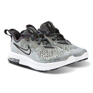 NIKE Grey Nike Air Max Sequent 4 Sneakers Lasten kengt 35.5 (UK 3)