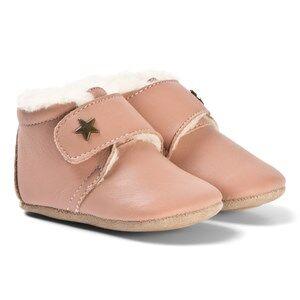 Bisgaard Home Shoes Wool Star Nude Lasten kengt 20 EU