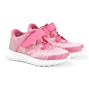 adidas Performance Pink PureBoost GO Sneakers Lasten kengt 32 (UK 13.5)
