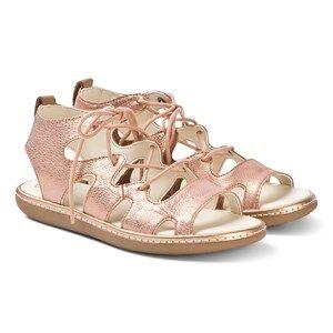 Clarks Bronze Lace Up Skylark Sandals Lasten kengt 29.5 (UK 11.5)