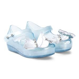 Mini Melissa Sky Shimmer Ultragirl Flutter Shoes Lasten kengt 22-23 (UK 6)