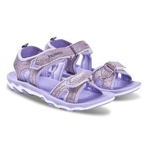 Hummel Glitter Jr Sandals Violet Tulip Lasten kengt 26 EU