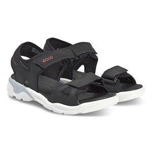 ECCO Biom Raft Sandals Black Lasten kengt 24 EU