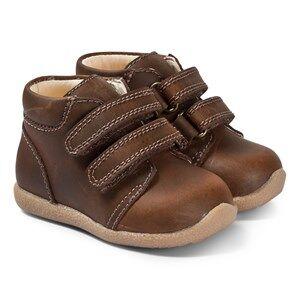 EnFant Pre-Walker Velcro Boots Brown Lasten kengt 19 EU