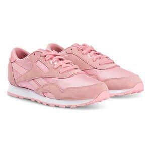Reebok Classic Nylon Shoes Pink Lasten kengt 36 (UK 4)