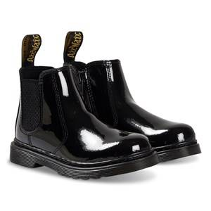 Dr. Martens 2976 Chelsea Boots Black Patent Lasten kengt 34 (UK 2)