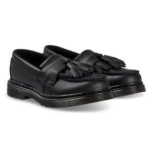 Dr. Martens Adrian Tassel Loafer Shoes Black Lasten kengt 30 (UK 11.5)