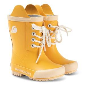 Didriksons Splashman Boots Oat Yellow Wellingtons
