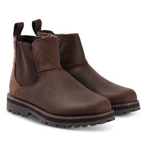 Timberland Couroma Chelsea Boots Dark Brown Lasten kengt 25 (US 8)