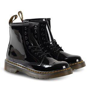 Dr. Martens 1460 Boots Black Patent Lasten kengt 33 (UK 1)
