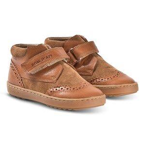 Pom Dapi Wouf Easy Pad Shoes Camel Lasten kengt 26 (UK 8.5)