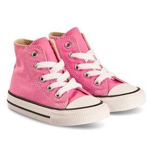 Converse Chuck Taylor Hi Top Sneakers Pink Lasten kengt 28.5 (UK 11)