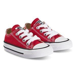 Converse Chuck Taylor Sneakers Red Lasten kengt 33 (UK 1)