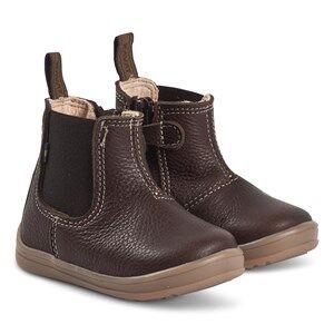 Kavat Stampa EP Boots Dark Brown Lasten kengt 24 EU