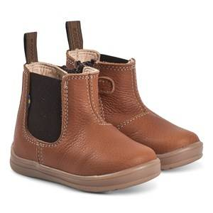 Kavat Stampa EP Boots Light Brown Lasten kengt 21 EU
