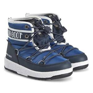Moon Boot Mid WP Boots Royal Blue Snow boots