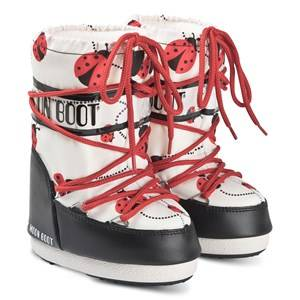 Image of Moon Boot Moon Boots Ladybug Snow boots