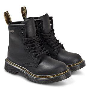 Dr. Martens Waterproof 1460 8 Eye Boots Black Lasten kengt 31 (UK 12)