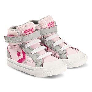 Converse Pro Blaze Hi Top Kids Sneakers Pink Foam Lasten kengt 37 (UK 4)