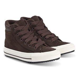 Converse Chuck Taylor Hi Top Sneakers Burnt Umber Lasten kengt 33 (UK 1)