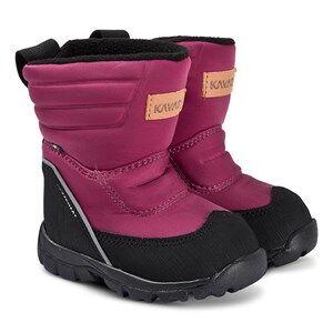 Kavat Voxna WP Winter Boots Damson Plum Snow boots