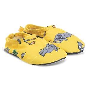 Smfolk Pool & Beach Shoes Sea World Yellow Lasten kengt 30-32 (UK 11.5-13)