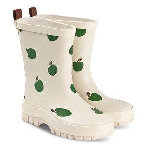 Kuling Caracas Rain Boots Apple Wellingtons