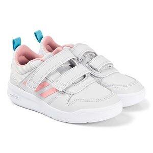 adidas Performance Tensaur Kids Sneakers Grey/Pink Lasten kengt 35 (UK 2.5)