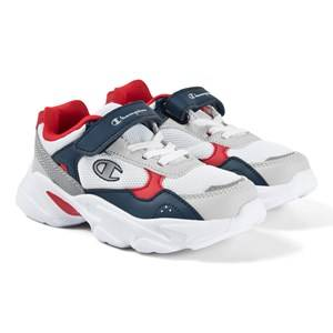 Champion Philly Sneakers White/Navy Lasten kengt 35 (UK 2.5)