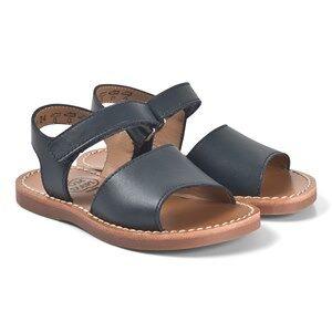 Pom Dapi Plage Stitch Easy Sandals Navy Lasten kengt 33 (UK 1)