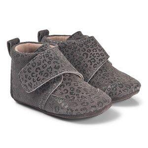 EnFant Velcro Shoes Grey Leopard Lasten kengt 18 EU