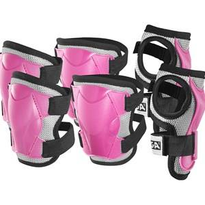 Stiga Skyddsset, Comfort, 3-pack, Rosa