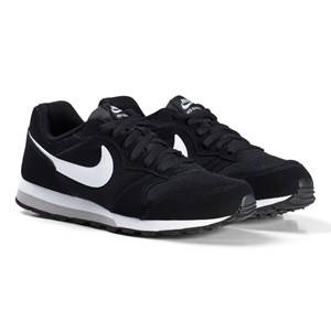 NIKE MD Runner 2 Junior Shoes Black Lasten kengt 40 (UK 6.5)