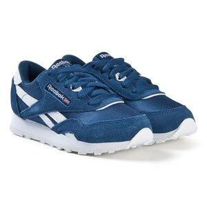 Reebok Blue Classic Sneakers Lasten kengt 34 (UK 2.5)