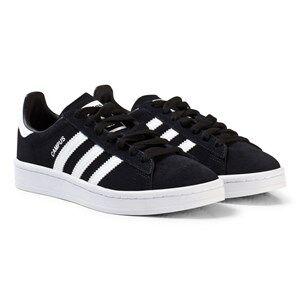 adidas Originals Black Junior Campus Sneakers Lasten kengt 36 (UK 3.5)