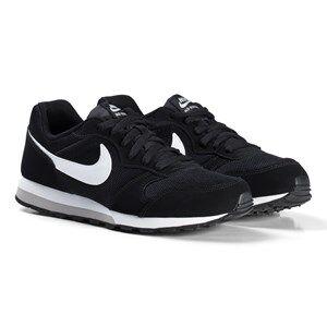 NIKE MD Runner 2 Junior Shoes Black Lasten kengt 35.5 (UK 3)