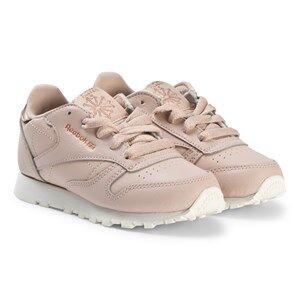 Reebok Light Pink Classic Sneakers Lasten kengt 33 (UK 2)