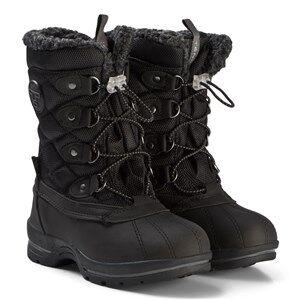 Tenson Sloop Jr Winter Boots Black Snow boots
