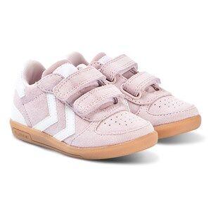 Hummel Victory Suede Infant Shoes Pale Lilac. Lasten kengt 20 EU