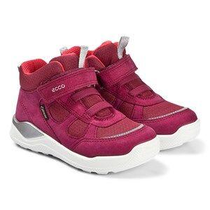 ECCO Simba Urban Mini Shoes Red Plum Lasten kengt 21 EU
