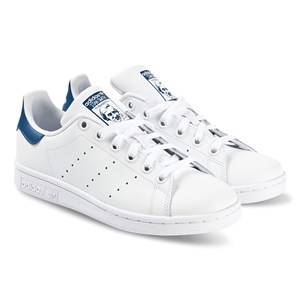 adidas Originals Stan Smith Sneakers White Lasten kengt 33 (UK 1)