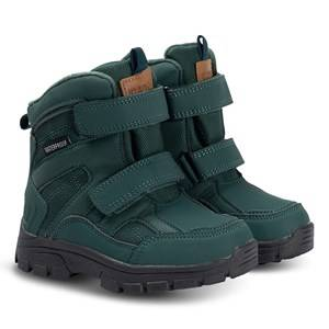 Kuling Ocra Softshell Boots Deep Green Snow boots