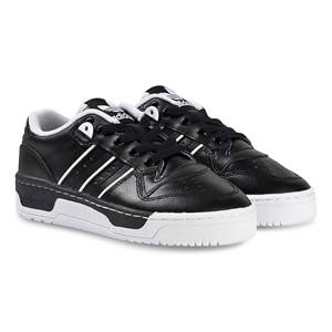 adidas Originals Rivalry Low Sneakers Black Lasten kengt 36 (UK 3.5)