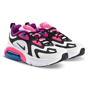 NIKE Air Max 200 Sneakers White/Pink Lasten kengt 35.5 (UK 3)